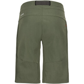 VAUDE Skarvan Shorts Damen cedar wood
